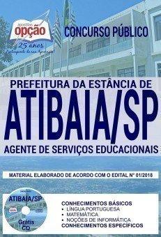 AGENTE DE SERVIÇOS DE EDUCACIONAIS