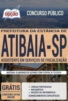 ASSISTENTE EM SERVIÇOS DE FISCALIZAÇÃO