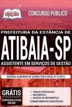 ASSISTENTE EM SERVIÇOS DE GESTÃO