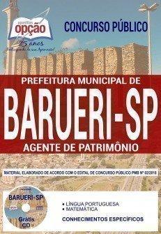AGENTE DE PATRIMÔNIO