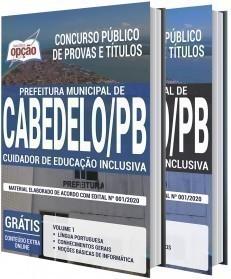 CUIDADOR DE EDUCAÇÃO INCLUSIVA