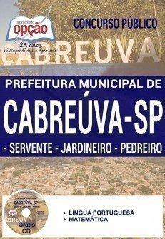 APOSTILA PARA SERVENTE / JARDINEIRO / PEDREIRO
