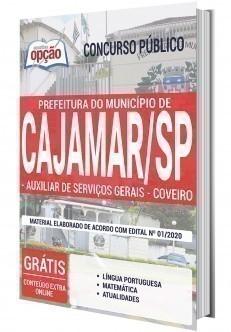AUXILIAR DE SERVIÇOS GERAIS E COVEIRO