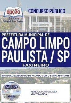 FAXINEIRO