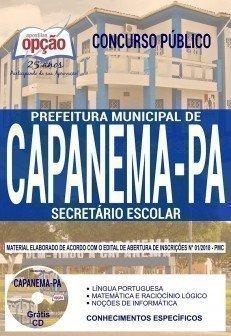 SECRETÁRIO ESCOLAR