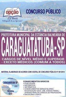 CARGOS DE NÍVEL MÉDIO E SUPERIOR - EXCETO MÉDICOS (COMUM A TODOS)