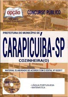 COZINHEIRA(O)