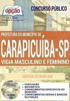 apostila VIGIA MASCULINO E FEMININO