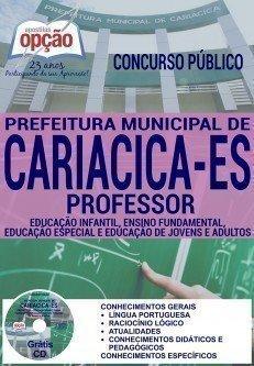 PROFESSOR - EDU. INFANTIL, FUND., EDUC. ESP. E DE JOVENS E ADULTOS