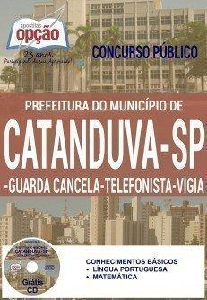 GUARDA CANCELA / TELEFONISTA / VIGIA