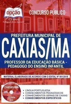 PROFESSOR DA EDUCAÇÃO BÁSICA - PEDAGOGO DO ENSINO INFANTIL