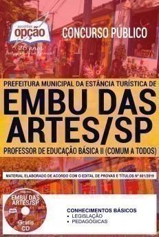 PROFESSOR DE EDUCAÇÃO BÁSICA II (CONTEÚDO COMUM A TODOS OS CARGOS)