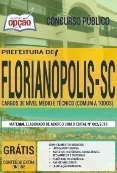 CARGOS DE NÍVEL MÉDIO E TÉCNICO (COMUM A TODOS)