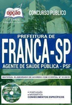 AGENTE DE SAÚDE PÚBLICA - PSF