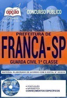 GUARDA CIVIL 1ª CLASSE