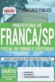 FISCAL DE OBRAS E POSTURAS