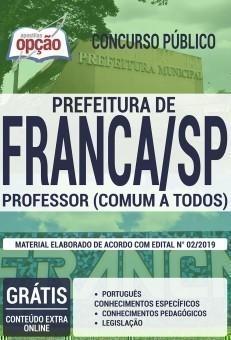 PROFESSOR (COMUM A TODOS)