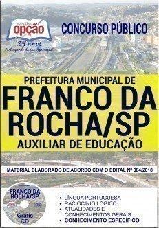 AUXILIAR DE EDUCAÇÃO
