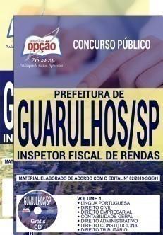 INSPETOR FISCAL DE RENDAS