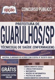 TÉCNICO(A) DE SAÚDE (ENFERMAGEM)