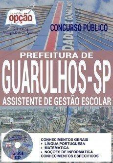 ASSISTENTE DE GESTÃO ESCOLAR