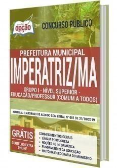 GRUPO I - NÍVEL SUPERIOR - EDUCAÇÃO/PROFESSOR (COMUM A TODOS)