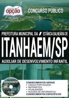 AUXILIAR DE DESENVOLVIMENTO INFANTIL