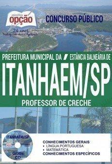 PROFESSOR DE CRECHE