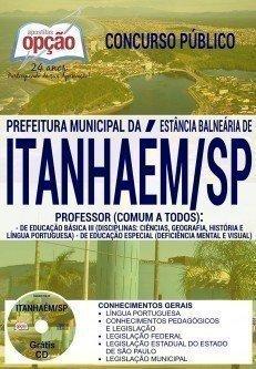PROFESSOR DE EDUCAÇÃO BÁSICA III e EDUCAÇÃO ESPECIAL (COMUM A TODOS)