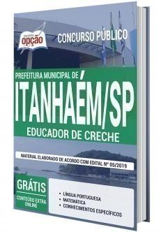 EDUCADOR DE CRECHE