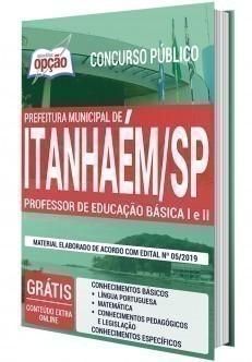 PROFESSOR DE EDUCAÇÃO BÁSICA I E PROFESSOR DE EDUCAÇÃO BÁSICA II