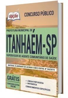 SUPERVISOR DE AGENTE COMUNITÁRIO DE SAÚDE