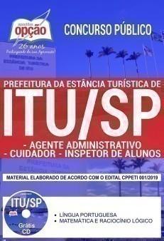 AGENTE ADMINISTRATIVO, CUIDADOR E INSPETOR DE ALUNOS