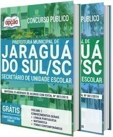 SECRETÁRIO DE UNIDADE ESCOLAR