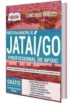 PROFISSIONAL DE APOIO