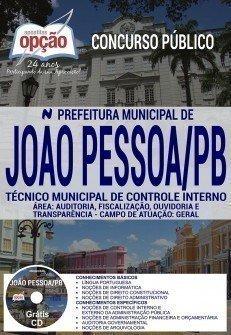 TÉCNICO MUNICIPAL DE CONTROLE INTERNO: AUD., FISC., OUVIDORIA E TRANS. GERAL