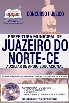 AUXILIAR DE APOIO EDUCACIONAL