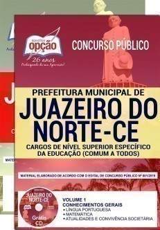 CARGOS DE NÍVEL SUPERIOR ESPECÍFICO DA EDUCAÇÃO (COMUM A TODOS OS CARGOS)