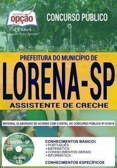 ASSISTENTE DE CRECHE
