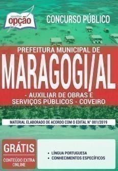 AUXILIAR DE OBRAS E SERVIÇOS PÚBLICOS E COVEIRO