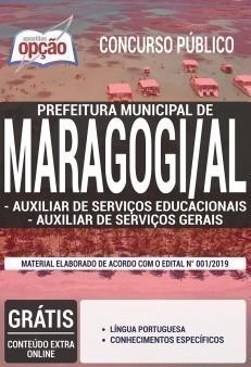 AUXILIAR DE SERVIÇOS EDUCACIONAIS E AUXILIAR DE SERVIÇOS GERAIS