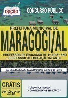 PROFESSOR DE EDUCAÇÃO DE 1º AO 5º ANO E PROFESSOR DE EDUCAÇÃO INFANTIL