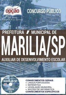 AUXILIAR DE DESENVOLVIMENTO ESCOLAR