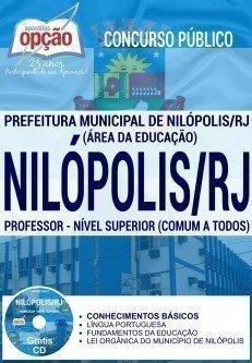 PROFESSOR - NÍVEL SUPERIOR (COMUM A TODOS)