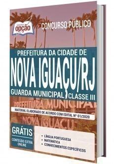 GUARDA MUNICIPAL - CLASSE III