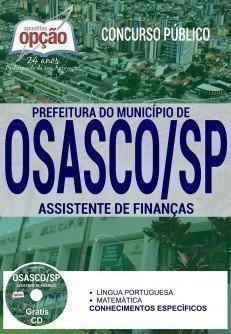 ASSISTENTE DE FINANÇAS