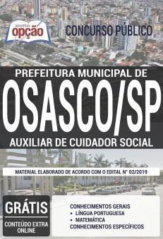 AUXILIAR DE CUIDADOR SOCIAL