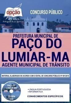 AGENTE MUNICIPAL DE TRÂNSITO