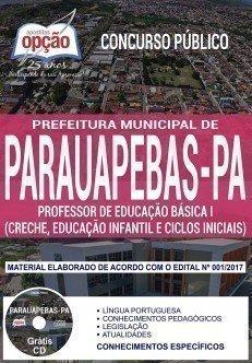PROFESSOR DE EDUCAÇÃO BÁSICA I (CRECHE, EDUCAÇÃO INFANTIL E CICLOS INICIAIS)