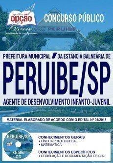 AGENTE DE DESENVOLVIMENTO INFANTO-JUVENIL